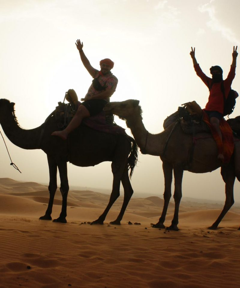 3 days desert tour from fes to merzouga desert