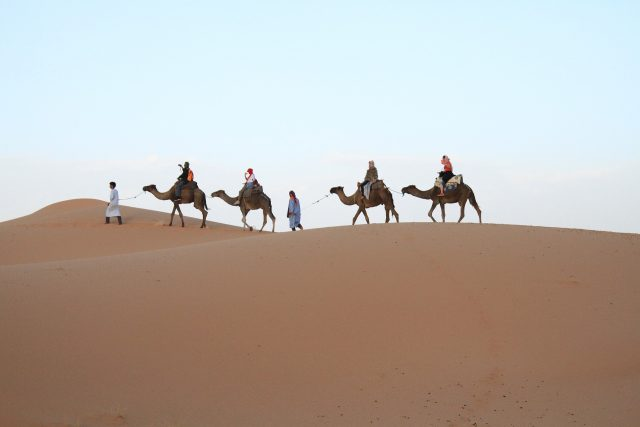 5 days desert tour from fes to marrakech