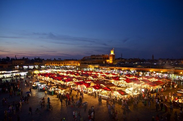 8 days desert tour from Casablanca to Marrakech