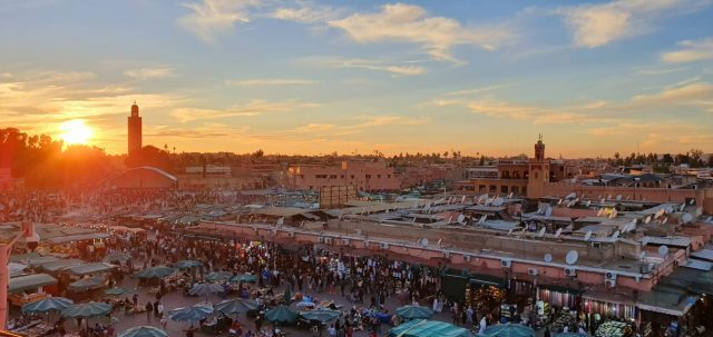 10 day morocco itinerary from casablanca