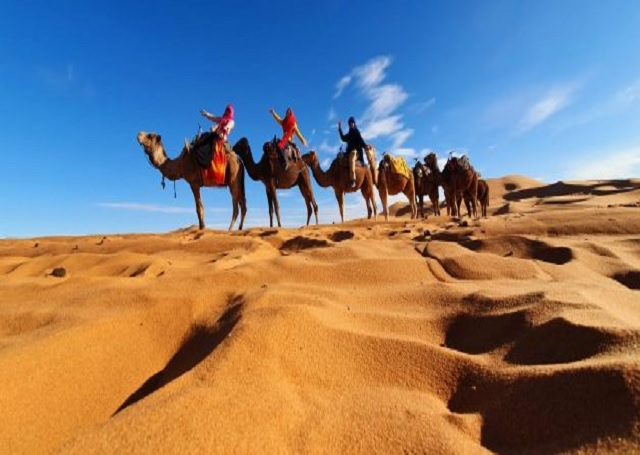 5 Days From Marrakech To Fes Desert Trip