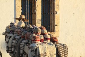 Morocco traditions hats