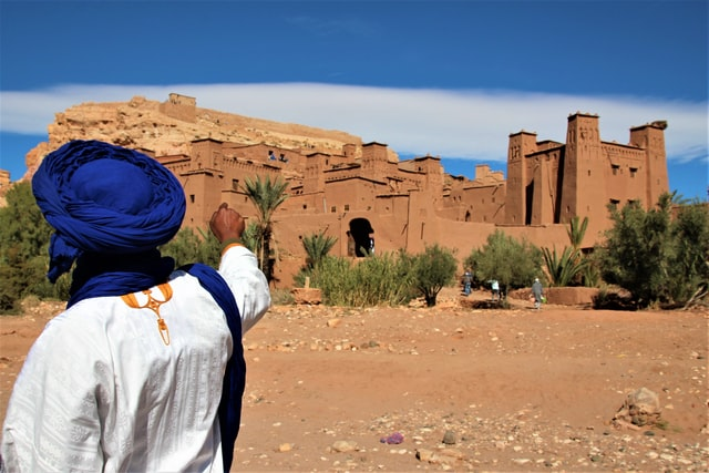 4 days tour from Marrakech to Merzouga sahara desert